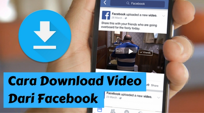 car mudah download video di facebook